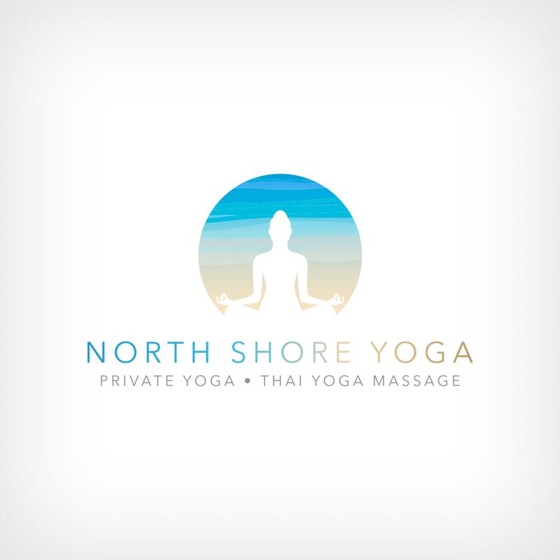Logo Design, Branding, North Shore Yoga