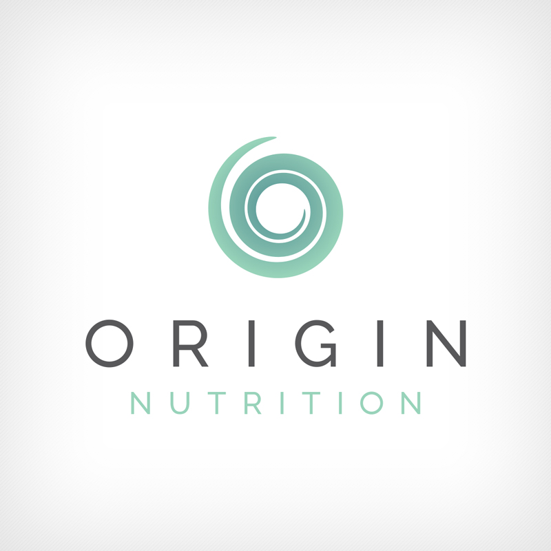 Logo Design, Branding, Origin Nutrition