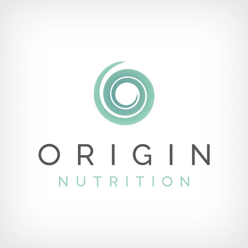 Logo Design, Branding, Origin Nutrition