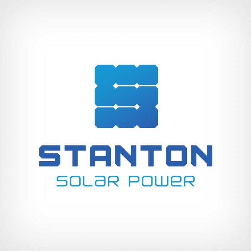 Logo Design, Branding, Stanton Solar