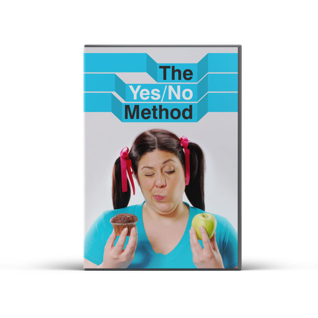 The Yes/No Method - DVD Package Design